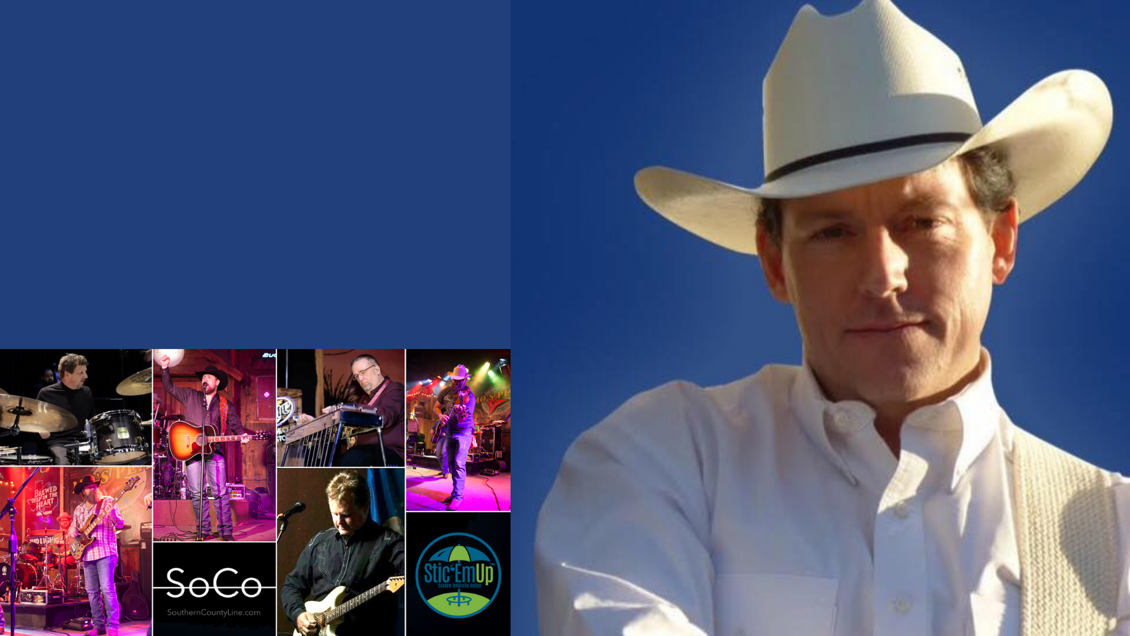 24th of July Celebration - Country Tribute Band - George